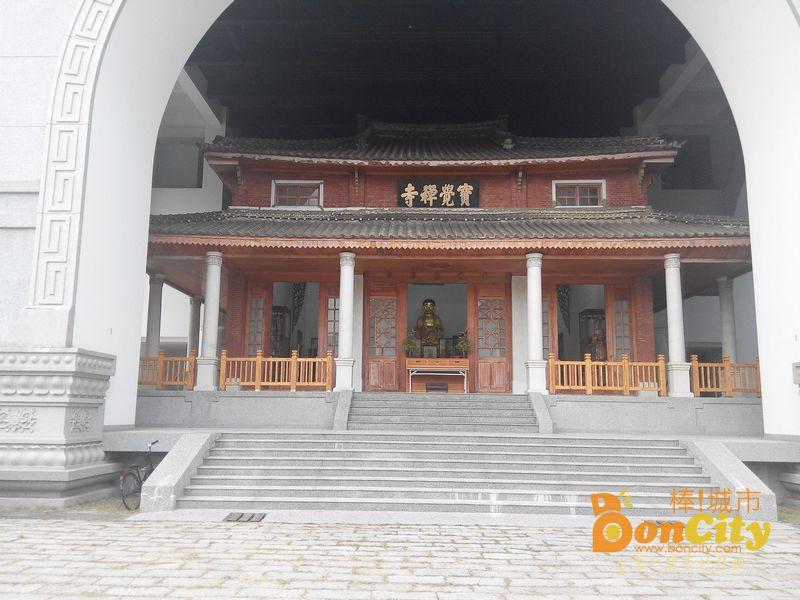 【台中寺廟推薦】北區寺廟-寶覺禪寺