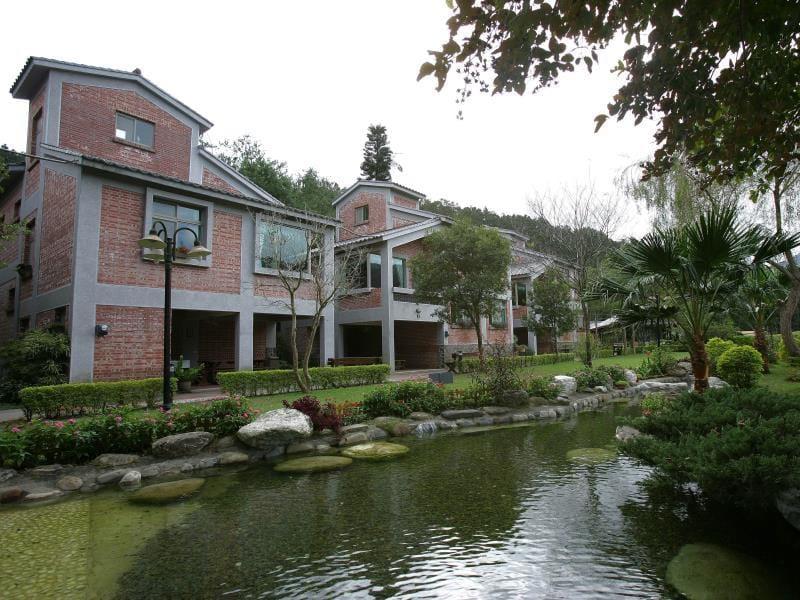 紅磚屋特色民宿(Red Brick Villas)
