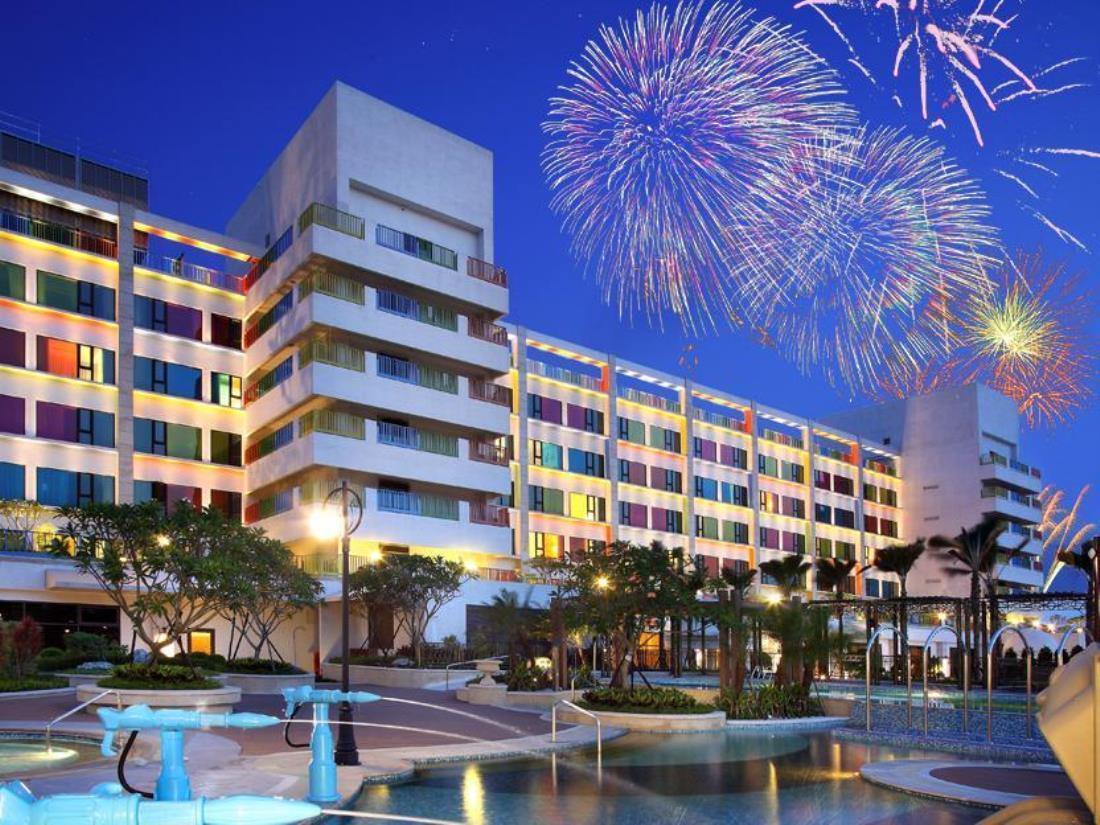 福容大飯店麗寶樂園(Fullon Hotel LihPao Land)