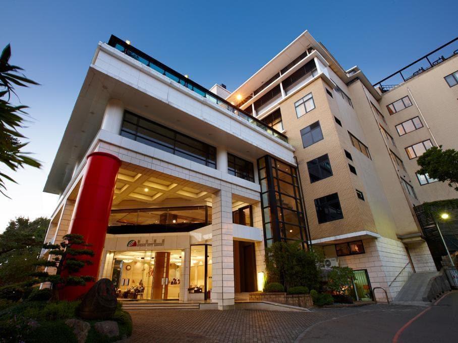 北投春天溫泉酒店(Spring City Resort)
