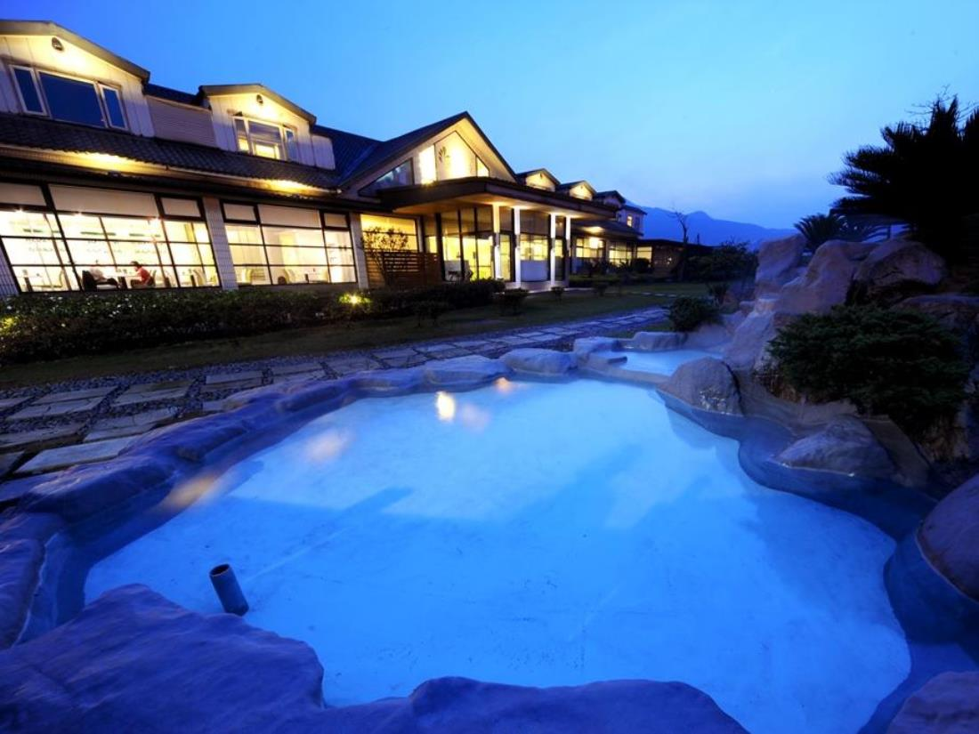 湯語雙泉館(Chat Hot Spring Resort)