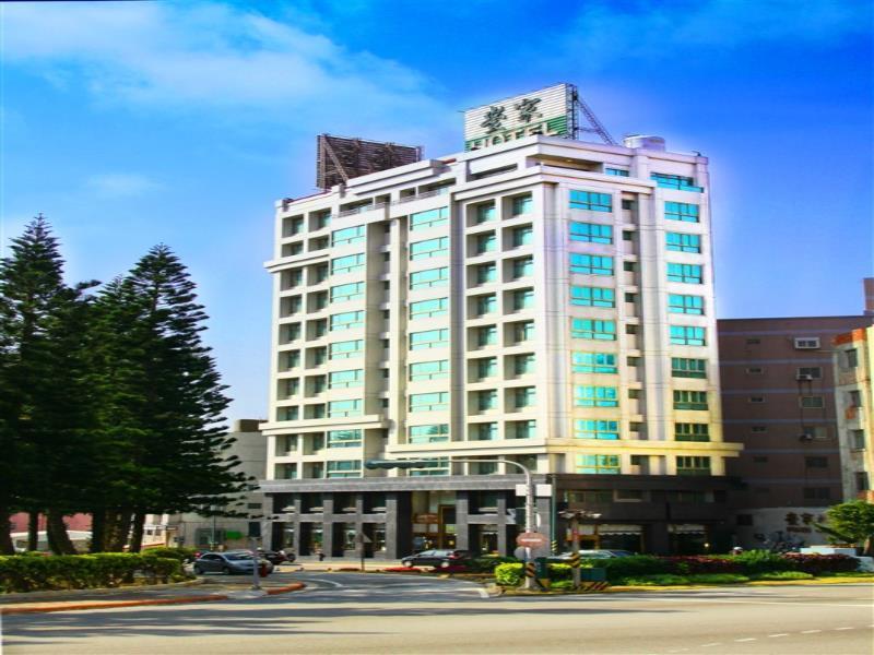 豐家大飯店(Foung Jia Hotel)