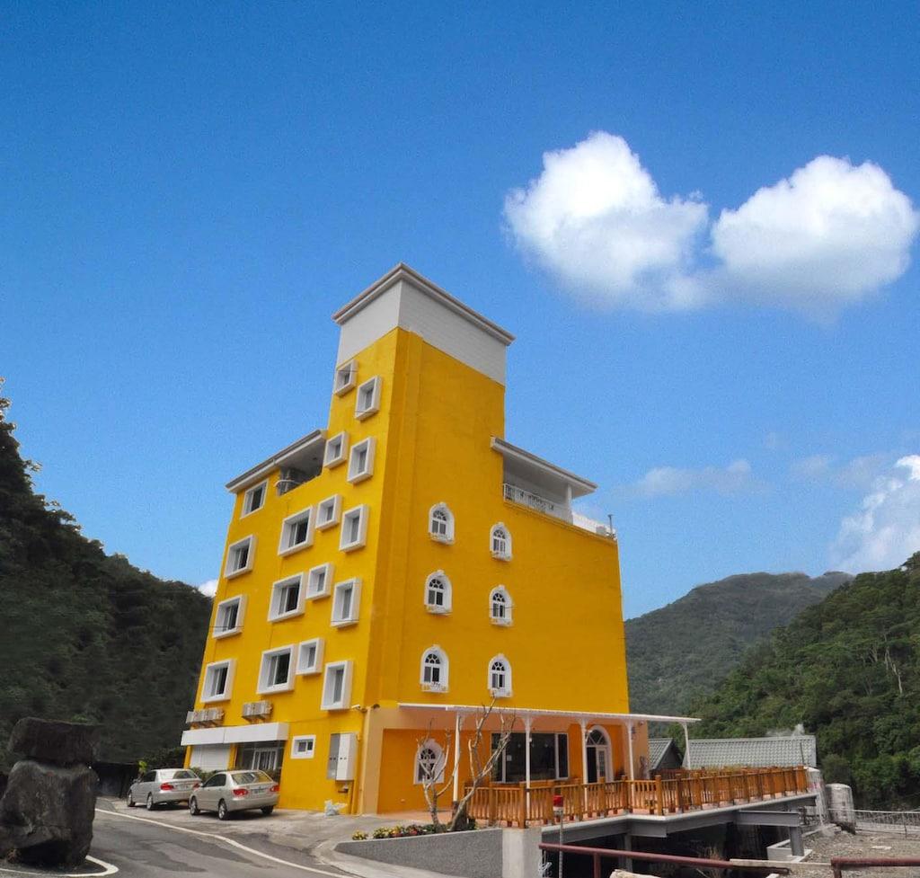 橙品溫泉民宿(Cheng-Ping Hot Spring Inn)