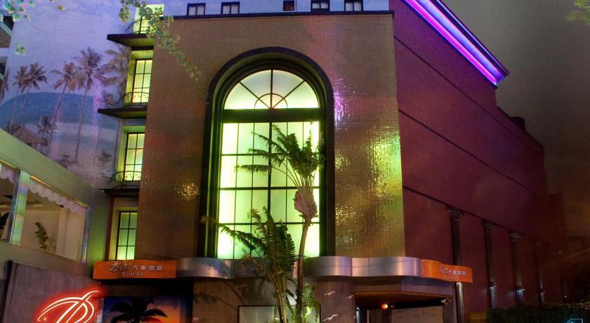 夢香 汽車 旅館