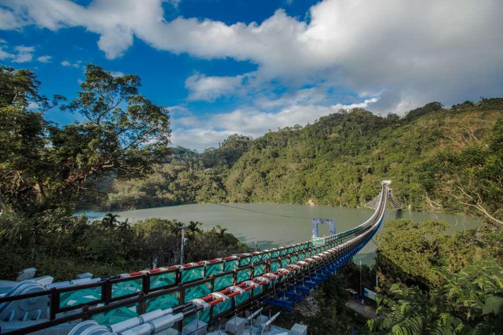 桃園新溪口吊橋