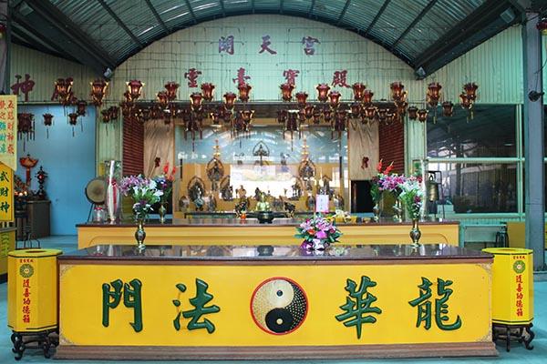 《台中宮廟》開天宮傳奇故事