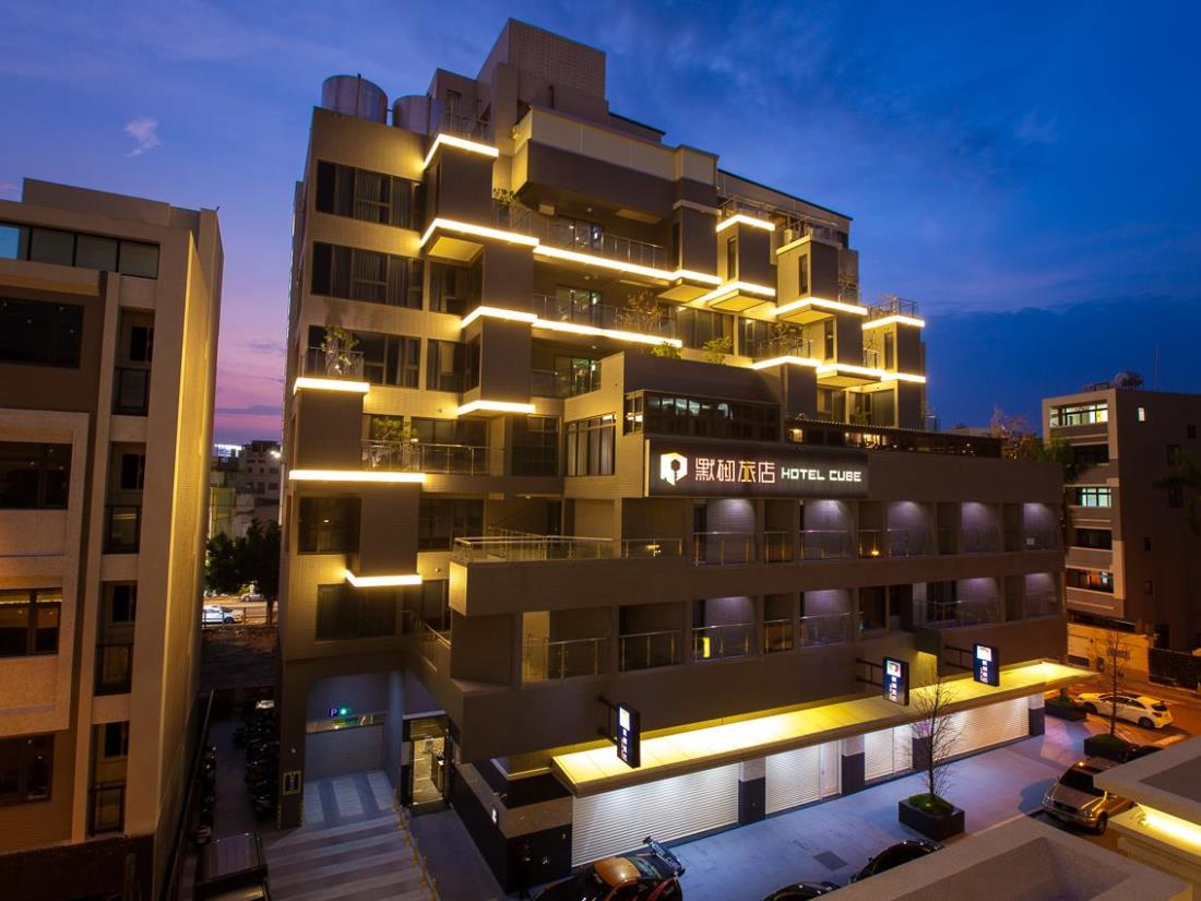 默砌旅店(Cube Hotel)