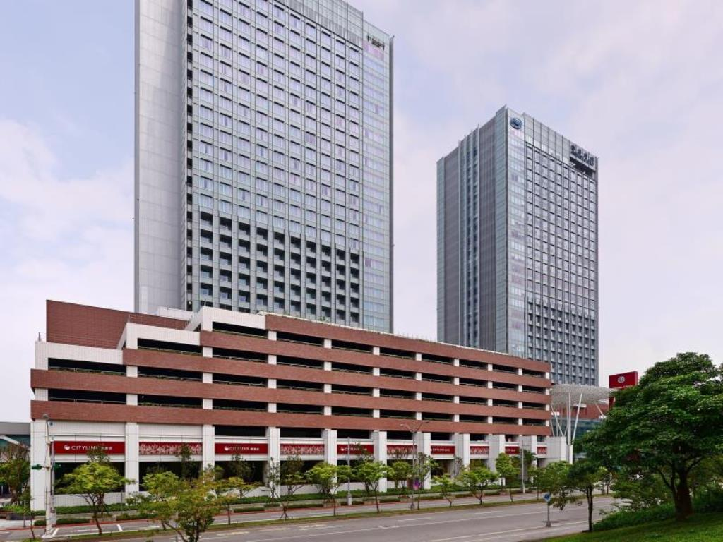 台北六福萬怡酒店(Courtyard by Marriott Taipei)