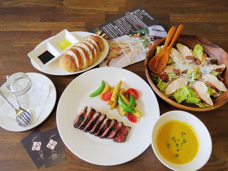 TF想食廚房(台中西區異國料理)