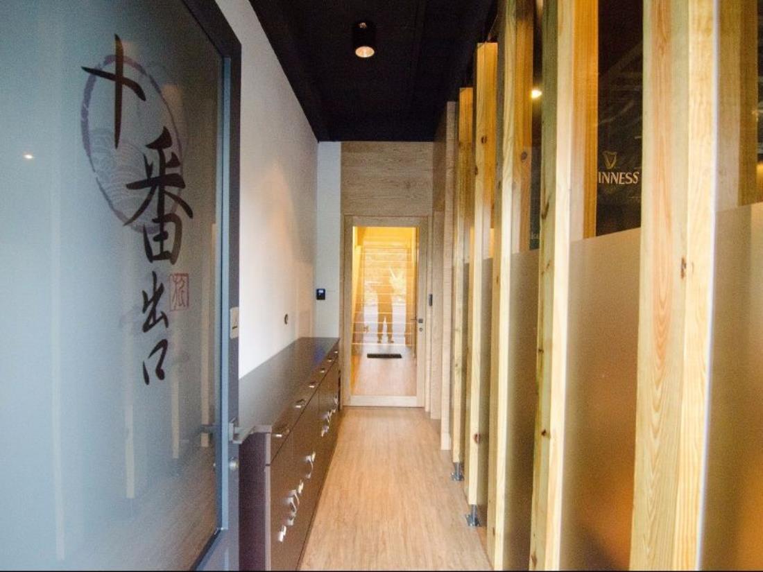 十番出口背包客棧(Jubandeguchi Hostel)