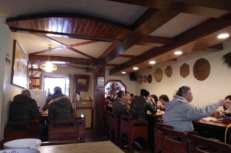 山賓餐廳(嘉義阿里山石頭火鍋)
