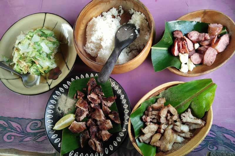游芭絲風味餐館(嘉義阿里山鄒族風味料理)