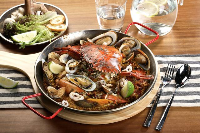 甘簞行瓦 x Mvsa西班牙酒莊餐廳