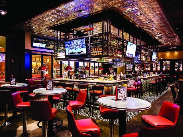 TGI FRIDAYS 星期五餐廳(台南新天地餐廳)