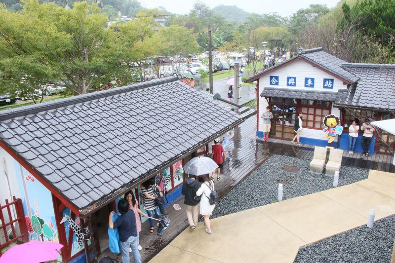 【新竹景點推薦】橫山景點-折返式車站‧合興車站