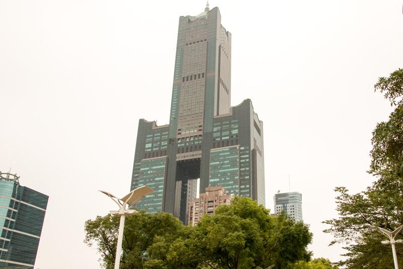 高雄85大樓(85觀景台)
