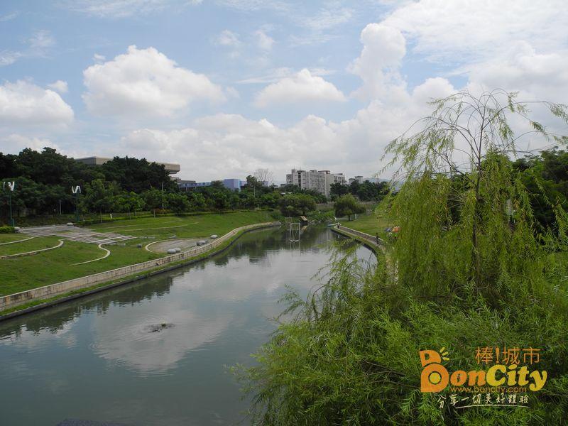 興大康橋水岸公園