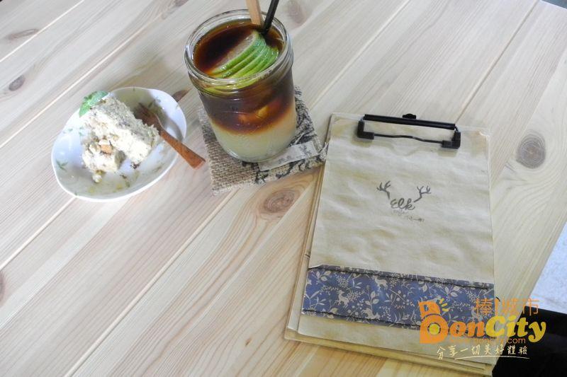 【台中美食推薦】大里美食-特色咖啡館-ELK CAFE 鹿咖啡