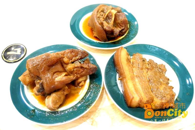 【台中美食推薦】大里美食-Q彈不油膩-一哥豬腳、爌肉餐廳