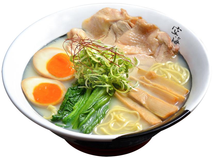 空海拉麵-大隆店(台中西屯日本拉麵)