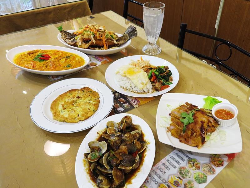 泰鑽泰式料理(台中大里泰式料理)