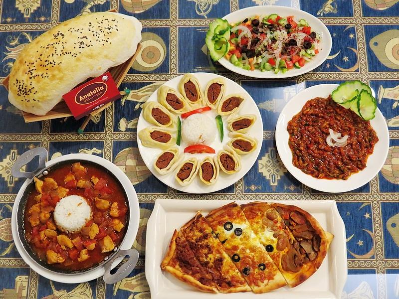 安拿朵利亞。土耳其餐廳(台中西區土耳其料理)