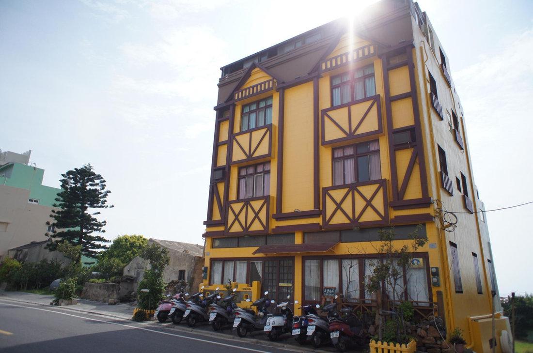 天邊海角民宿(Sea House)