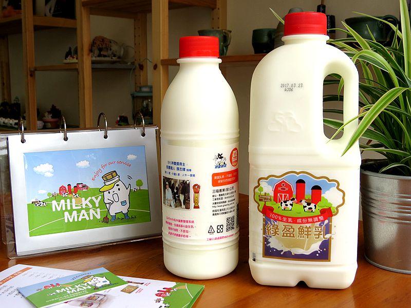 MILKY MAN綠盈牧場(台中西區鮮奶飲品、牛奶火鍋)