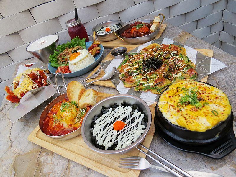 卡司複合式餐廳KATZ Fusion Restaurant(美術園道店)(台中西區韓式料理)