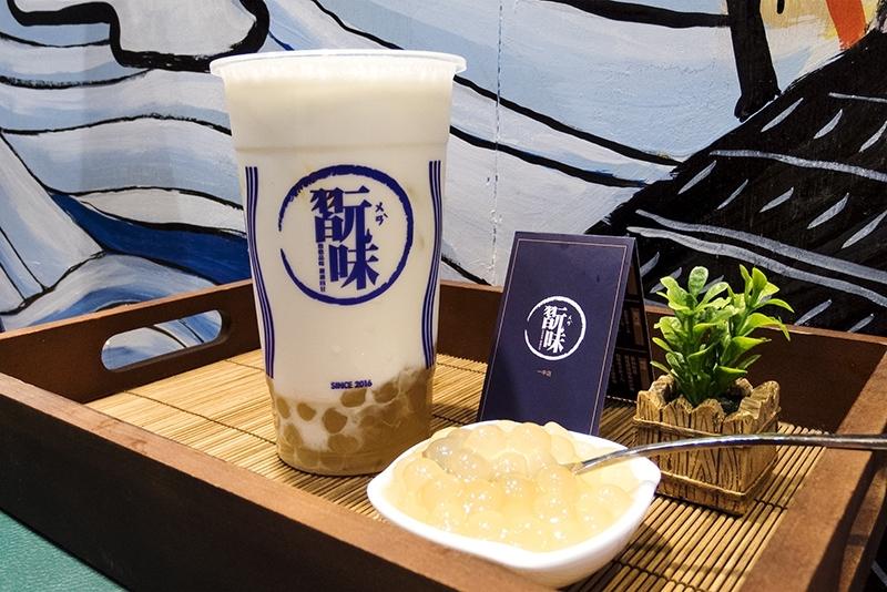 翫味-一中店(台中北區手搖飲料)