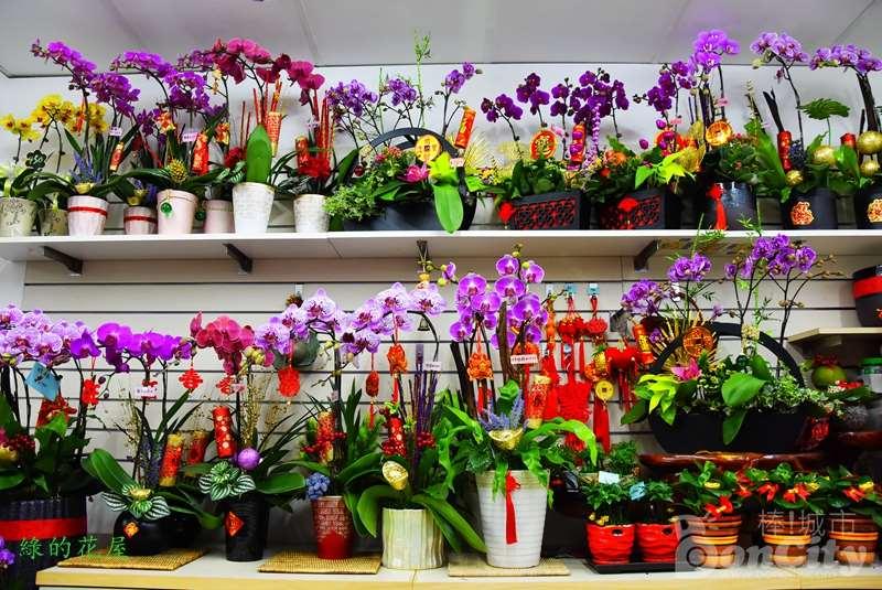 春節花藝-花藝師平價多元打造春節新氣象