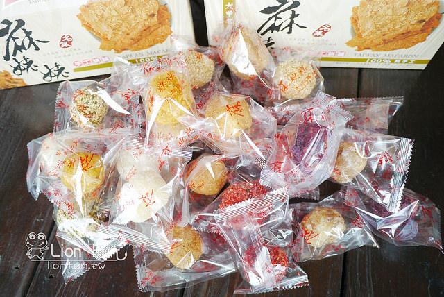 �仔_【台中 外埔】麻姥姥手工饼铺~百年传承手工蔴粩,台中人气麻卡龙伴手
